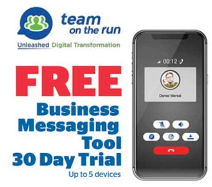 FREE Business Messaging Tool - 30 Day Trial up to 5 devices